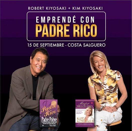 Robert Kiyosaki En Argentina 15 16 Y 17 De Septiembre