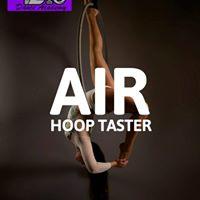 AIR Hoop Kids &amp Adult Taster Salford