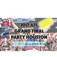 2017 AFL Grand Final Party - Houston
