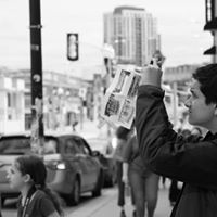 City of Waterloo NowThen Youth Photography Project Opening