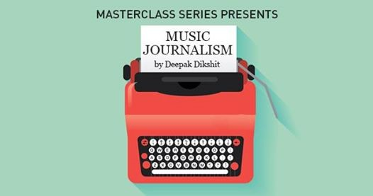 Masterclass Music Journalism