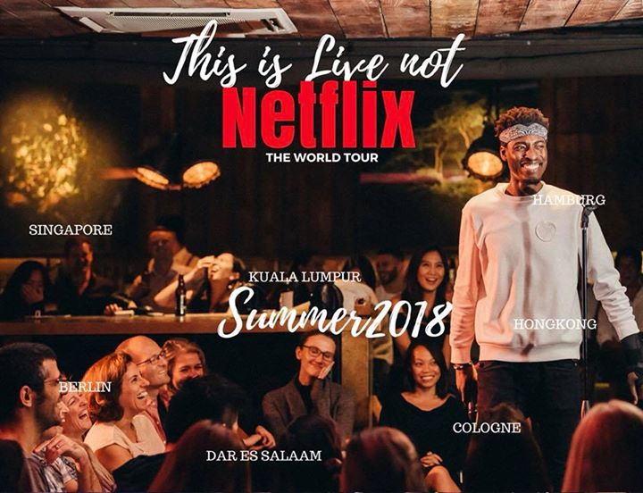 This Is Live Not Netflix  Live In Malaysia
