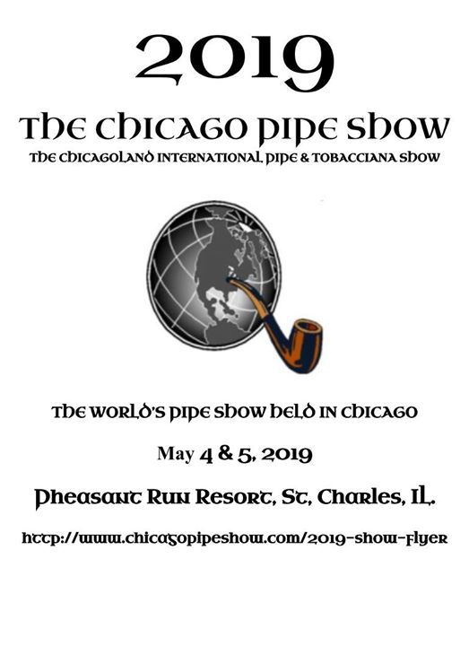 Image result for 2019 chicago pipe show
