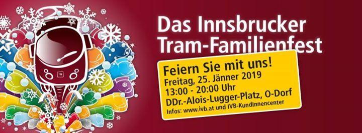 Innsbrucker Tram-Familienfest
