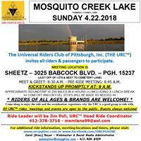 Mosquito Creek Lake Ride
