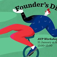 AVP Wednesday Workshop - Founders Dilemmas