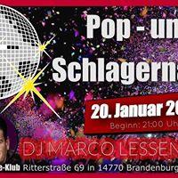 Pop- &amp Schlagernacht Nr. 13