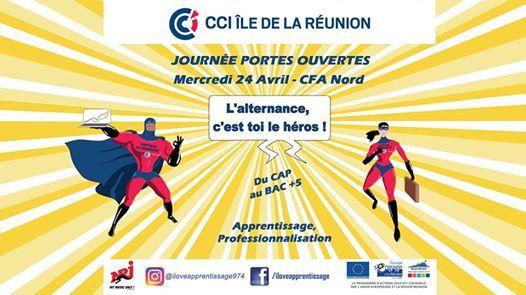 Portes Ouvertes Alternance - CFA Nord