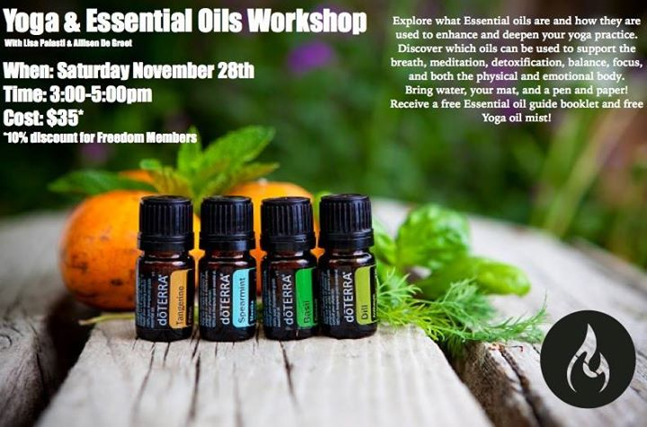 Essential Oils Kitchener Waterloo