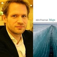 John Freeman discusses and signs &quotMaps&quot