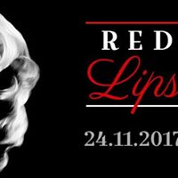 RED Lips  Vintage Party