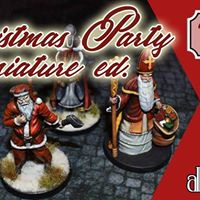 Christmas Party Giochi di Miniature Edition - Stratagemma