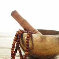Singing Bowl Restorative Yoga &amp Meditation w Laura &amp Chantelle