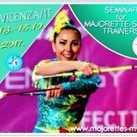 Seminar for Majorette-sport trainers