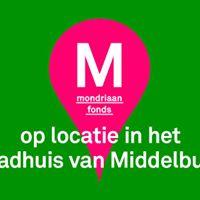 Mondriaan Fonds op locatie in het stadhuis van Middelburg