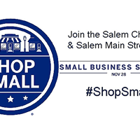 Salem Small Business Saturday Holiday Shopping Event