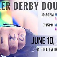 Nashville Rollergirls vs. Dixie Derby Girls and St. Lunachix