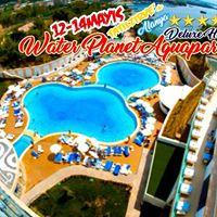 Tatil Turu I Water Planet Deluxe Aquapark I 3Gn v Ulam Dahil