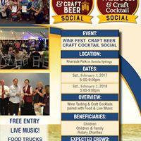 Bonita Springs Wine Fest and Craft Beer Social