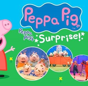 Peppa Pigs Surprise live stage show