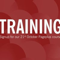 PagePlus training at ALDC