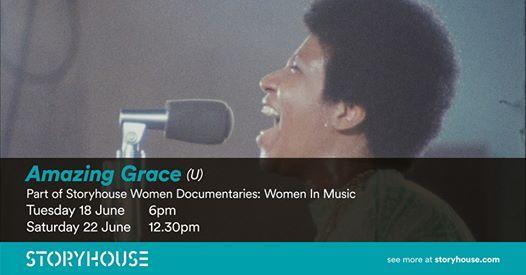 Amazing Grace (U)