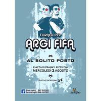 ArgiFifa - Torneo Ps4