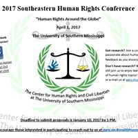 2017 Southeastern Human Rights Conference