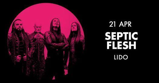 Septic Flesh  Lido  Berlin