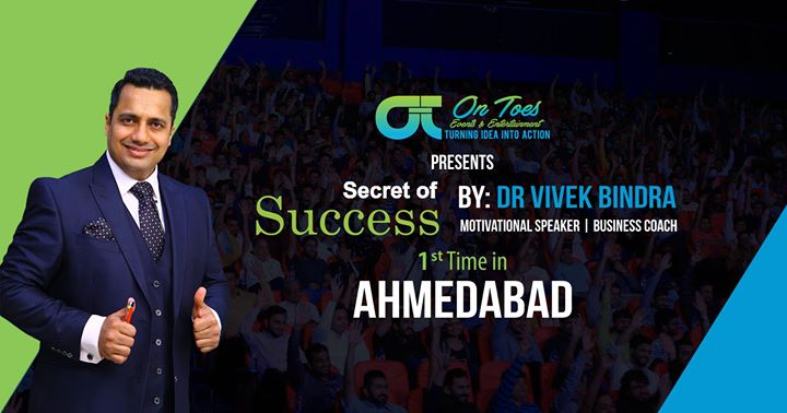 Secret of Success By Dr.Vivek Bindra - 3