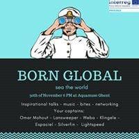 Born Global Sea the world go international
