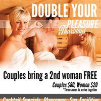 11am-3am Double Your Pleasure