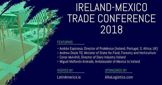Ireland-Mexico Trade Conference 2018