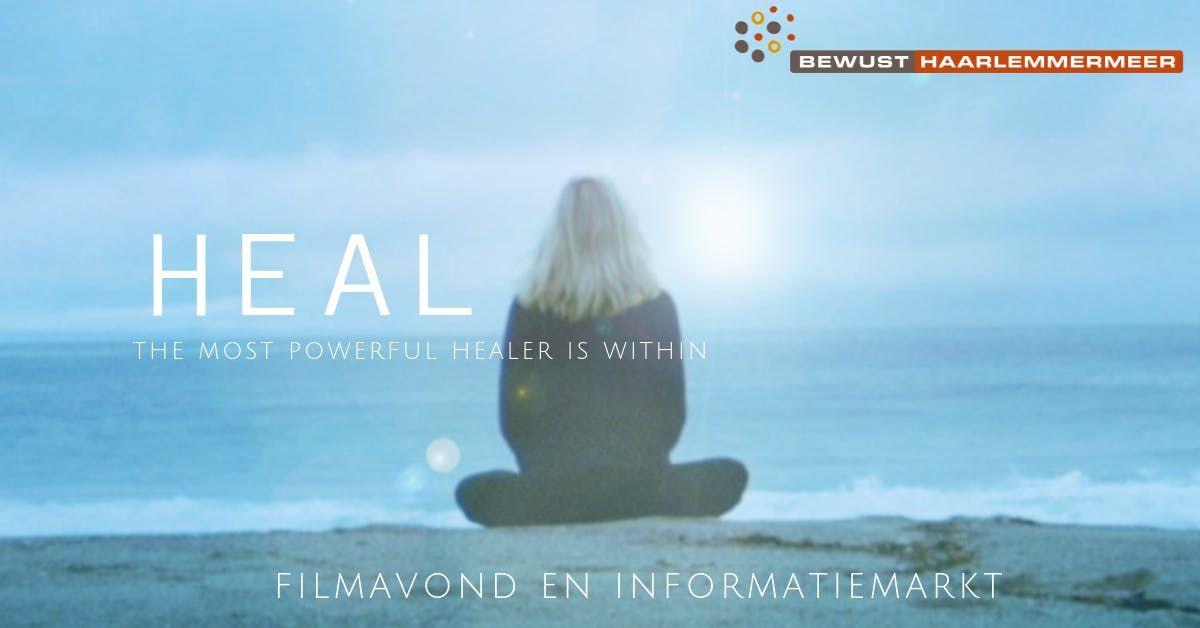 Filmavond HEAL  informatiemarkt Bewust Haarlemmermeer