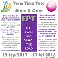 Term Time Tuesday Share &amp Care