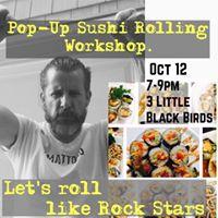 Sushi Rolling Workshop