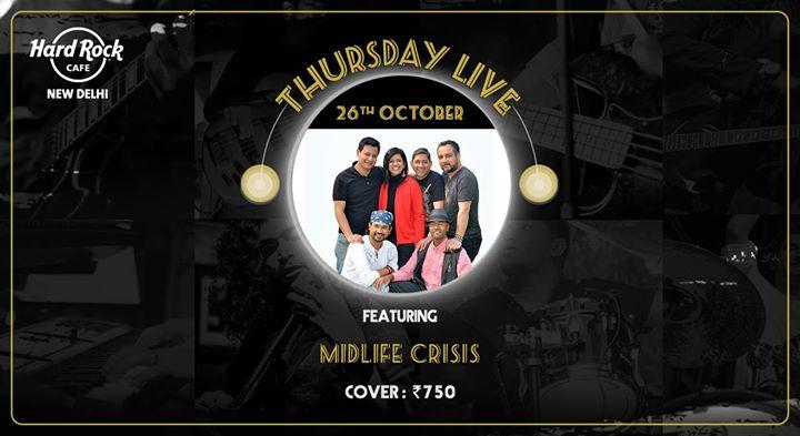 Midlife Crisis - Thursday Live