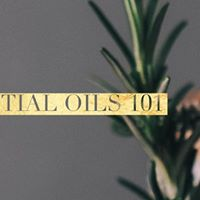 Essential Oils 101 at East Windsor Senior Center