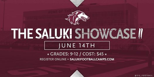 The Saluki Showcase 2 (Grades 9-12)