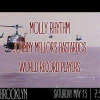 AnVils May Noize w MollyRhythm JohnnyMellorsBastardos WorldRecordPlayers