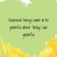 Gratitude - Crystal and Meditation workshop
