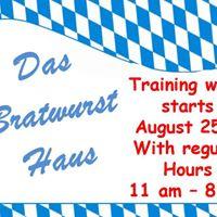 DBH training week