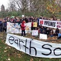 Stop Kinder Morgan and Liberal Gov Big Oil Agenda