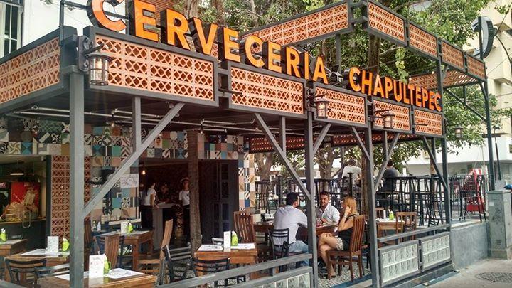 Cervecería Chapultepec