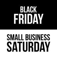 Black FridaySmall Business Saturday SALE