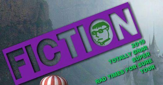 Fiction Go On Red Cimonti at The Velvet Lounge
