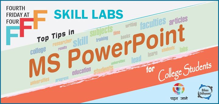 fff skill lab top tips in ms powerpoint at nesfield international