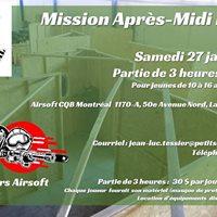 Mission Aprs-Midi Infernal