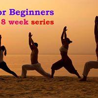 Yoga for Beginners - 8 week series