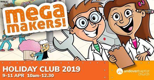 Holiday Club - Mega Makers